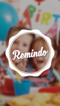 Remindo poster