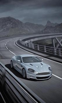 Jigsaw Puzzle Aston Martin DBS screenshot 2