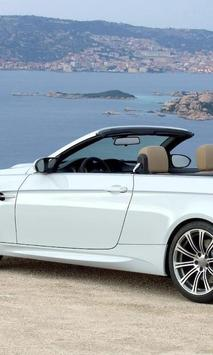 Puzzles BMW M3 Cabrio E93 apk screenshot