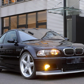 Jigsaw Puzzle BMW M3 Coupe E46 icon