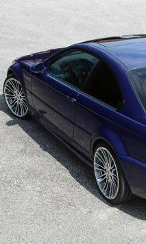 Jigsaw Puzzle BMW M3 Coupe E46 apk screenshot