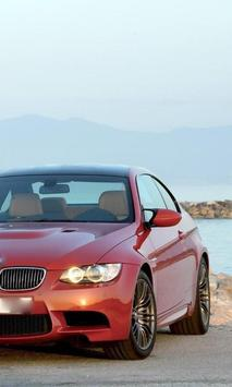 Jigsaw Puzzle BMW M3 Coupe E92 poster
