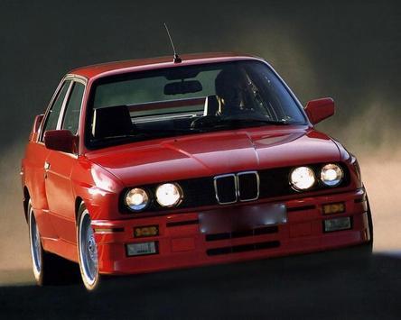 Jigsaw Puzzles BMW M3 E30 apk screenshot