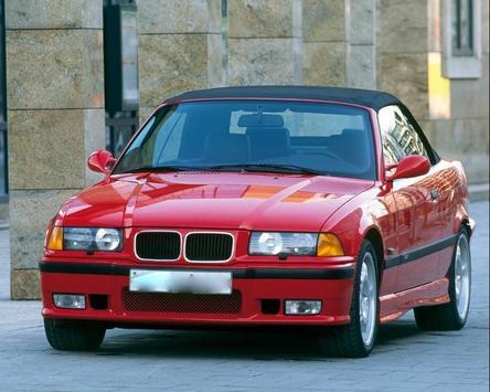Jigsaw Puzzles BMW M3 E36 apk screenshot