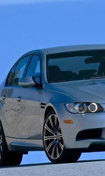 Jigsaw Puzzles BMW M3 SedanE90 apk screenshot