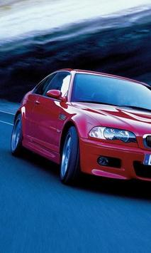 Jigsaw Puzzles BMW M3 poster
