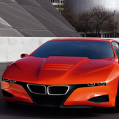 Puzzles BMW Mserie Concept icon