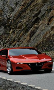 Puzzles BMW Mserie Concept screenshot 1