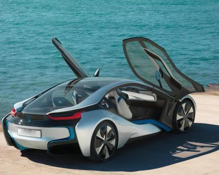 Jigsaw Puzzles BMW i8 Spyder apk screenshot