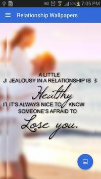 Relationship Quotes Wallpaper apk screenshot