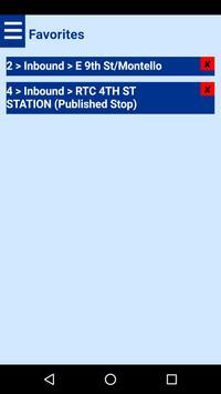 Reno RTC Ride Bus Tracker screenshot 2
