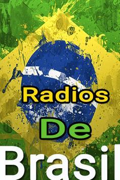 Radios De Brasil Gratis poster