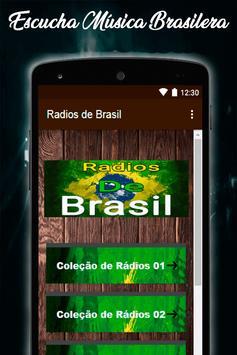 Radios De Brasil Gratis screenshot 1