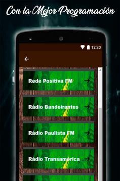 Radios De Brasil Gratis screenshot 2