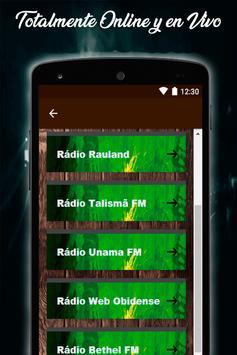 Radios De Brasil Gratis screenshot 8