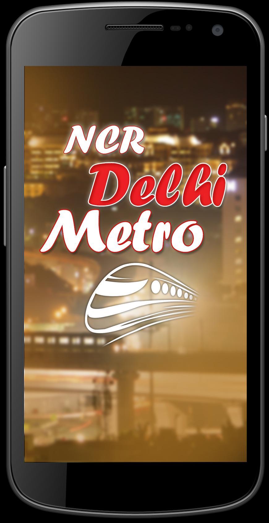 NCR Metro poster