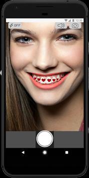Face Editor App : Make Braces screenshot 5