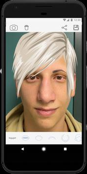 Face Editor App : Make Braces screenshot 6