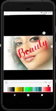 Face Editor App : Make Braces poster
