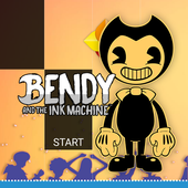 Bendy and The Ink Machine Piano Tiles Game icon