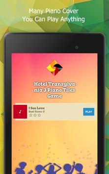 Hotel Transylvania 3 Piano Tiles Game screenshot 12