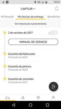 MI RENAULT Argentina screenshot 2