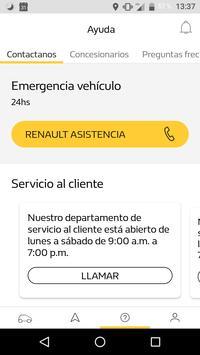 MI RENAULT Argentina screenshot 3