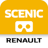 Renault Scenic VR Guide icon