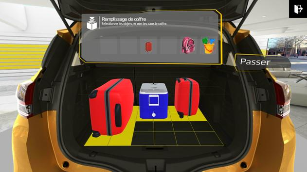Renault Scenic VR Guide apk screenshot