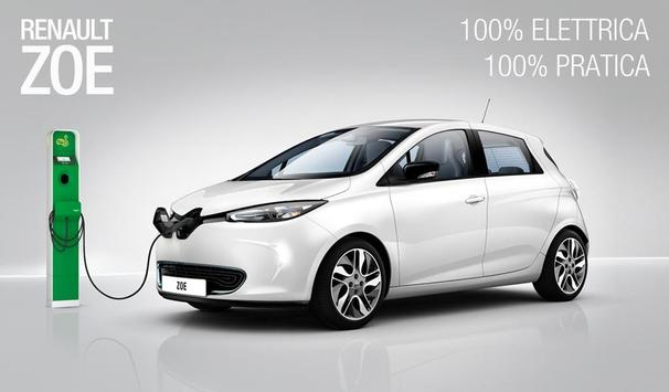 RENAULT ZOE MAG IT_ MOBILE poster