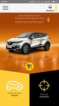 Salón Renault 2016 poster
