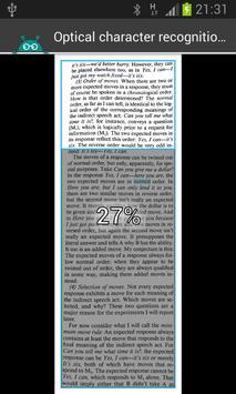Text Fairy (OCR Text Scanner) screenshot 1