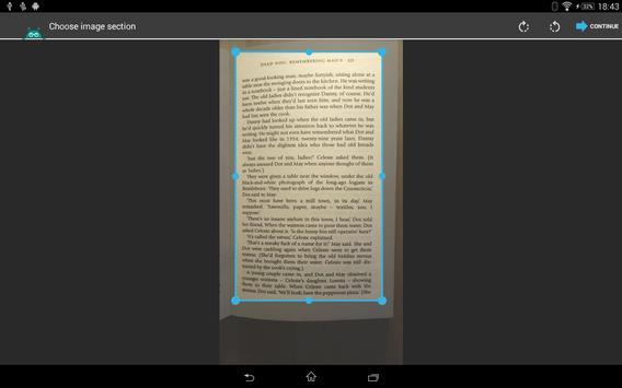 Text Fairy (OCR Text Scanner) screenshot 3