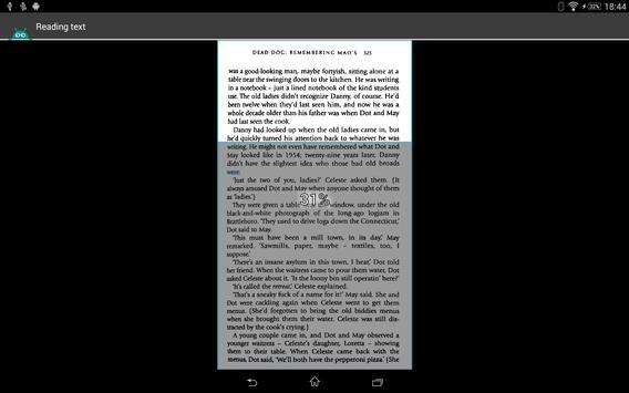 Text Fairy (OCR Text Scanner) screenshot 4