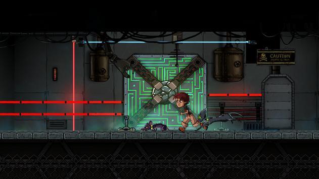 Barren Lab screenshot 5