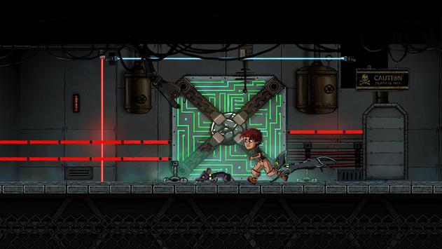 Barren Lab screenshot 1