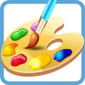 Kids Under 5: Draw and Paint icon