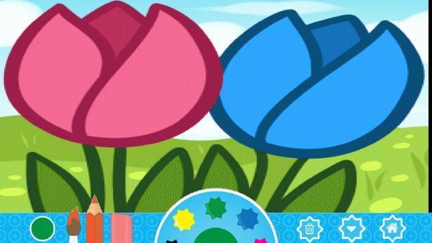Kids Under 5: Draw and Paint screenshot 2