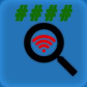 Root Wifi Passwords icono