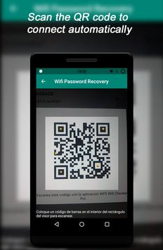 Root Wifi Passwords captura de pantalla 3