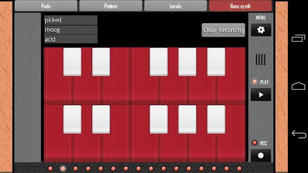 Beat Maker captura de pantalla 4
