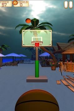 Super BasketBall Shot poster