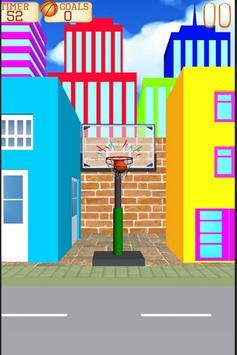 Super BasketBall Shot apk screenshot