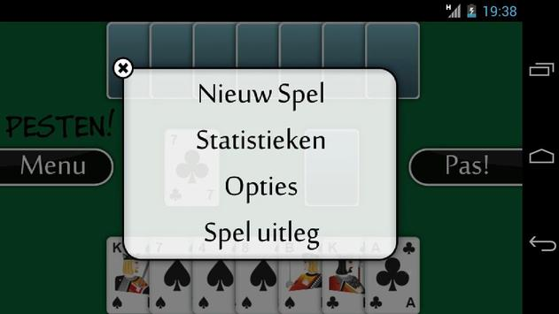 Pesten! apk screenshot