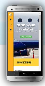 Book my luggage poster