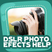 DSLR Photo Effects icon