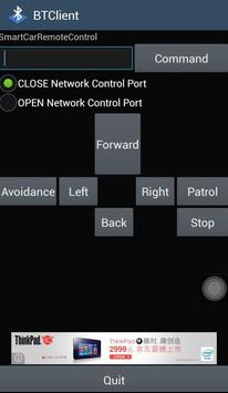 Smart Car Remote Control apk screenshot