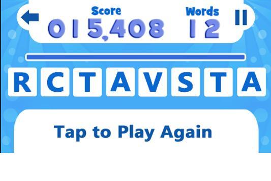 English Word master game apk screenshot