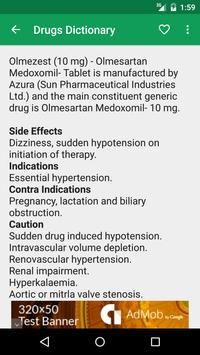 Drug Dictionary screenshot 2