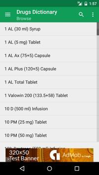Drug Dictionary screenshot 7